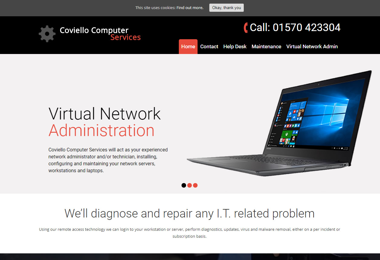 coviellocouk - Websites & SEO